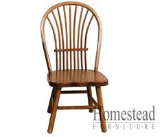 Bow Sheaf Child's Chair. http://www.homesteadfurnitureonline.com/youth-furniture_bow-sheaf-656-chair.html