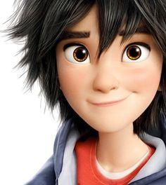 I love Hiro!! <3