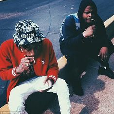 Not learning his lesson? Wiz Khalifa posts picture of himself smoking a suspicious-looking...