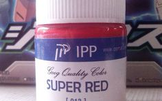 IPP Super Red paint review
