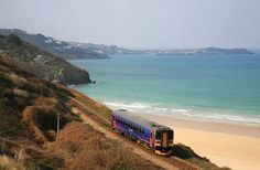 St. Ives Bay Line, Cornwall