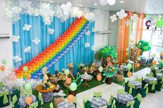 decoracao de festa de 1 ano 4