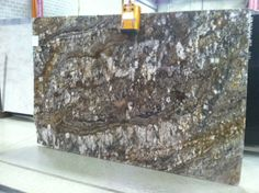 Rio Bronze granite (Levantina Chicago)