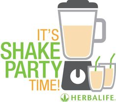 LET'S PAAAARTYYYY!  Keep sharing this! Who wants to host the next SHAKE PARTY? Let's have FUN! YOU can contribute to making this world a HEALTHIER and WEALTHIER place by becoming a HERBALIFE DISTRIBUTOR yourself! Ask me HOW! SABRINA INDEPENDENT HERBALIFE DISTRIBUTOR SINCE 1994 https://www.goherbalife.com/goherb/ Call me! USA: +1 214 329 0702 Italia: +39- 346 24 52 282 Deutschland: +49- 5233 70 93 696