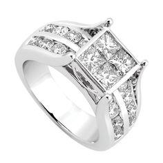 3 CARAT DIAMOND RING t