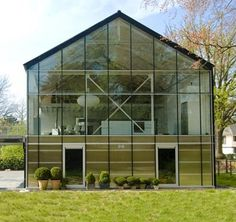 Inspirational images and photos of Greenhouse : Remodelista