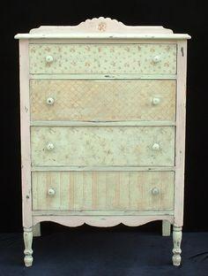 paintique.com Painted Antique Furniture