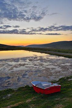 Midnight Sun, Iceland
