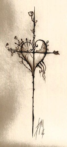 Tattoo cross by ~SteveM182 Designs & Interfaces / Tattoo Design ©2008-2013 ~SteveM182