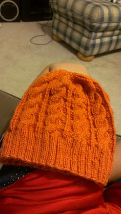 Beanie! I gave this to a friend.