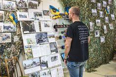 Предметно-документальная выставка «На линии огня»