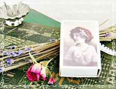 Schachtel Shabby von Nostalgie-Schmiede auf DaWanda.com