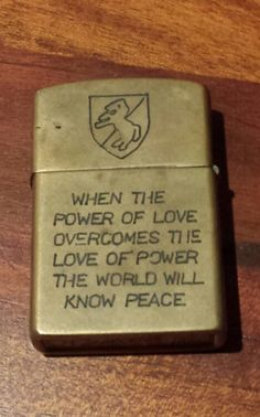 Vietnam war relic - too true! #VietnamMemories