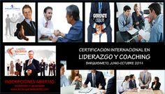 Oportunidad única en #Barquisimeto  #Coaching @accionpelexito  Programa de Certificación Internacional en Liderazgo y Coach   ¡Hazte un #Líder-Coach! (120 horas académicas, más 20 horas de práctica extra aula)  Comienza el 27 de junio en la ciudad de #Barquisimeto   #Coach David Gálvez 0414-3559307 0416-6550405  * email: infoacciondg@gmail.com  * web: www.accionparaelexitofp.com