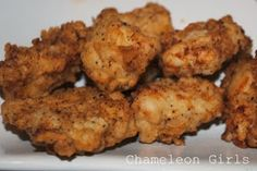 Chicken nugget Chik-fil-a copy cat recipe!!! YUM!!!