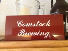 Comstock Brewing