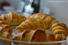 Finished! croissants! Nutella Croissant, Croissants, Sushi, It Is Finished, Ethnic Recipes, Food, Crescents, Essen, Crescent Roll