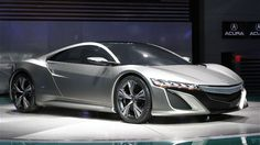 2015 Acura NSX. Check out the 2015 Acura line up, some of which will be displayed at the 2015 Calgary International Auto & Truck Showcase  For more information visit us online at: www.autoshowcalgary.com