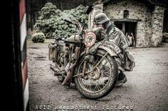 1939/45 Zundapp DB 200 Wehrmacht WWII