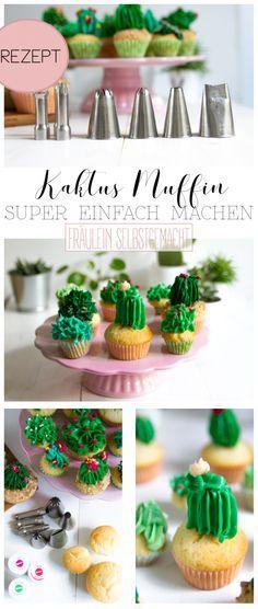 Kaktus Muffin