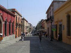 Oaxaca Street by jpcunningham, via Flickr