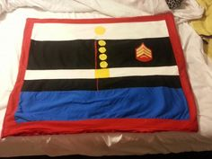 United States Marine Corps USMC Dress Blues Baby by OohRahBaby, $50.00