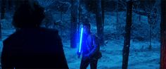 3. Kylo Ren & Finn Go At It (Trailer 3)