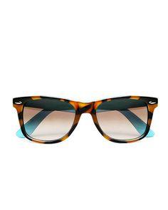 Wayfarer Sunglasses #wearabledesign