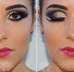Tutorial Auto Maquiagem: Noivas - Pesquisa Google