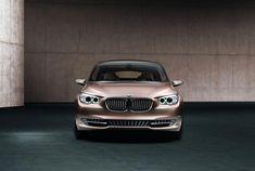 2009 BMW Concept 5 Series Gran Turismo Image