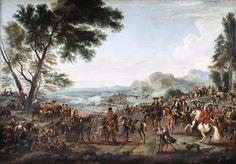 ⚔ 6. August 1695 – Besetzung von Namur durch König Wilhelm III. ➹