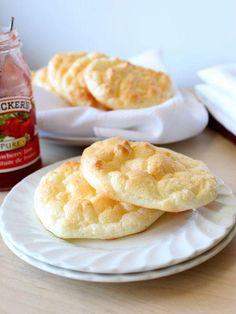 Cloud bread - Brot ohne Kohlenhydrate                                                                                                                                                                                 Mehr