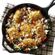 Greek Salad Chicken | MyRecipes.com