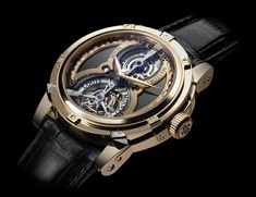 Louis Moinet Meteoris Tourbillon Moon Watch