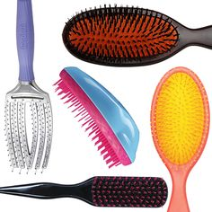 Hairbrushes For Every Styling Goal | The Zoe Report