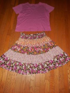 HUGE LOT CLOTHES WOMENS LADIES SIZE 12 CAPRIS, SHORTS,SKIRT,TOPS LARGE, X-LG  #croftBarrowNoBoundarieslotsmore