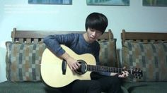 (Lorde) Royals - Sungha Jung, Guitar arrangement. Wonderful!