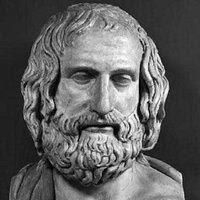 Anaxímenes de Mileto  fue un filósofo griego. Nació en Mileto. Fue discípulo de Tales y de Anaximandro, coincidiendo con él en que el principio de todas las cosas es infinito; aunque nos habla de un elemento concreto: el aire.