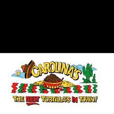Best Tortillas in town! Love their Mexican food!    http://www.carolinasmex.com/