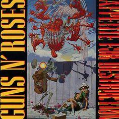 Appetite for Destruction - Guns 'n' Roses,1987