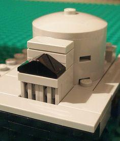 LEGO Architecture Pantheon