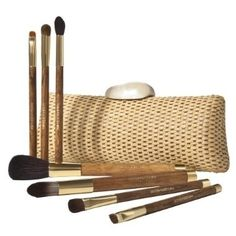 Sonia Kashuk Gold Mine - 7piece Brush Set : Target - StyleSays