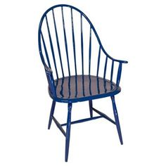 Check out this item at One Kings Lane! Kieran Dining Chair, Blue