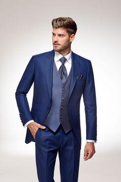 Hommes /& Garçons Aqua Robe Bleue Smoking Fête Robe Mariage Croisière Gilet