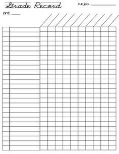 Cute Attendance Sheet Template Teachers Sheets Pictures ...