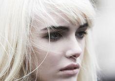 Blonde Hair Dark Browns