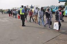 TODAY LATEST NEWS IN NIGERIA: 140 MORE NIGERIANS ARRIVE FROM LIBYA