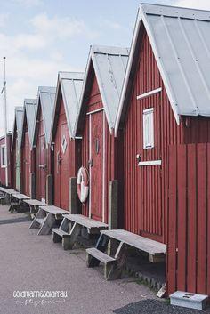 Faaborg Hafen in Dänemark