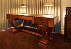 Art Deco Office Desk
