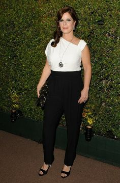 "Marcia Gay Harden - BVLGARI ""Decades of Glamour"" Oscar Party"